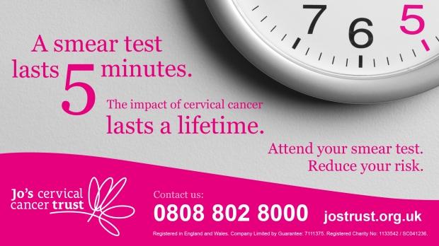JCCT_digital_poster_a_smear_test_last_5_minutes